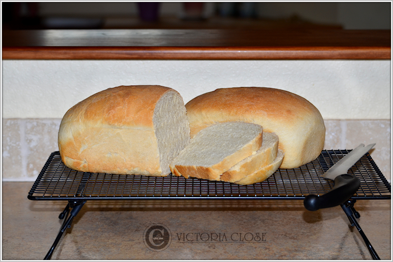 Delicious, homemade bread!